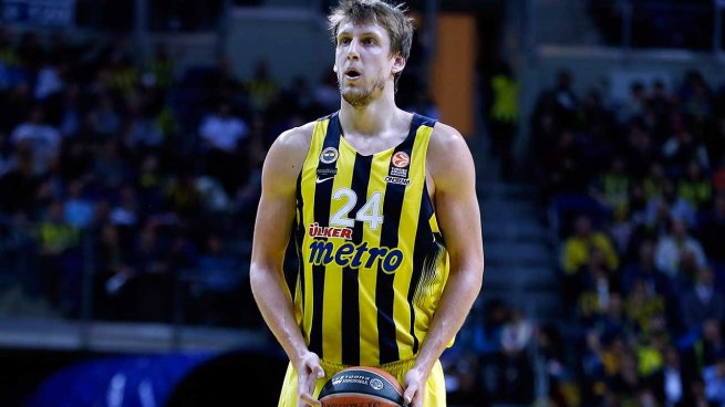 Jan Veselý (Foto: euroleague.net)