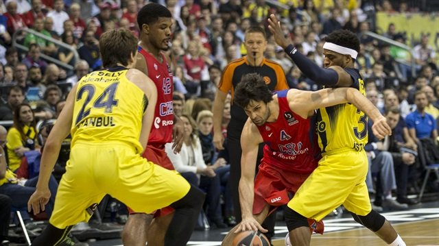 CSKA - Fenerbahce (Foto: euroleague.net)