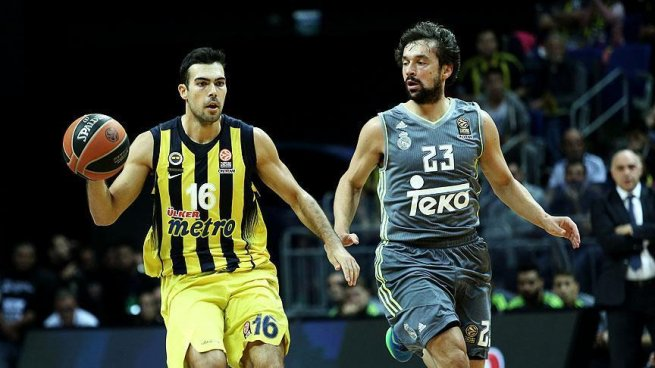 Fenerbahce - Real Madrid (Foto: euroleague.net)