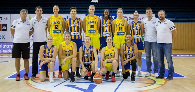GOOD ANGELS Košice (Foto: fiba.com)