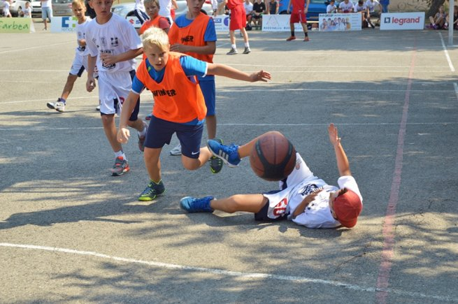 Streetball Michalovce 2015 (Foto: 1. BK Michalovce)