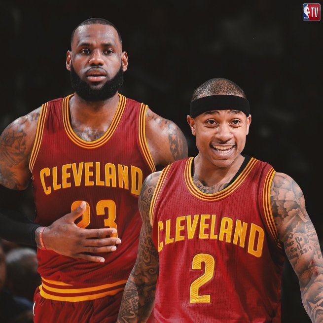 Lebron James, Isiah Thomas