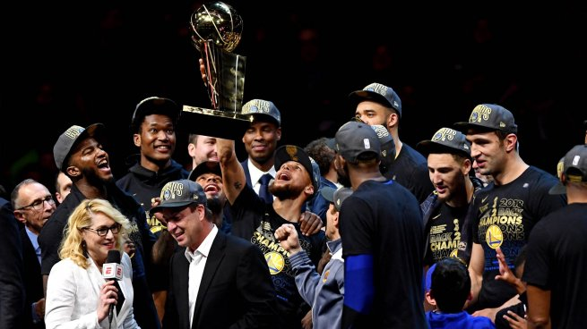 Golden State Warrior, champions 2018 (Foto: abc)