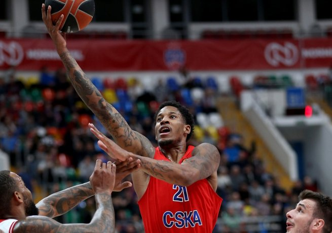 CSKA Moskva (RUS) vs. Bayern Mníchov (GER), Will Clyburn (21) (Foto: euroleague.net)
