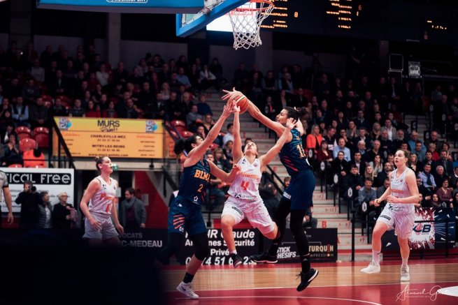Flammes Carolo vs. Lattes Montpellier (Foto: fiba.basketball)