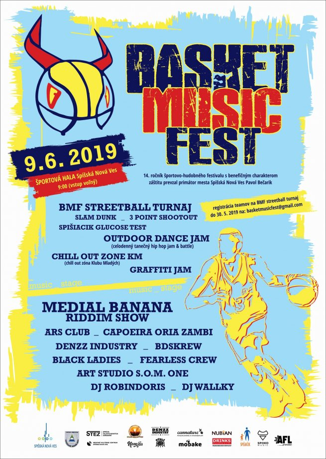 Basket Music fest 2019