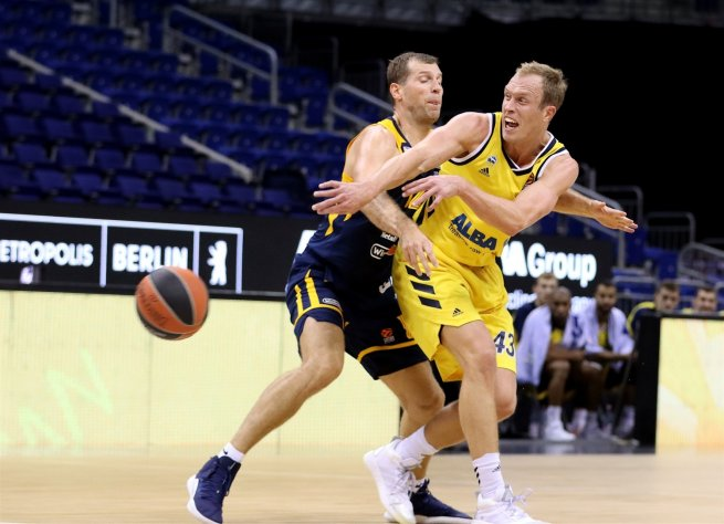Luke Sikma (Foto: euroleague.net)
