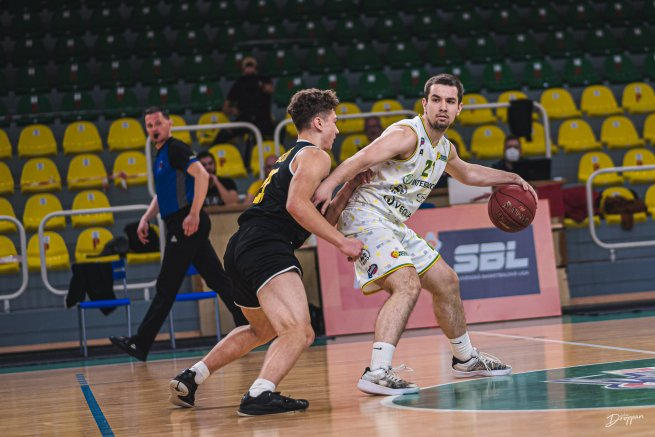 Play off SBL: Levice - Inter (Foto: Lukáš Droppan)