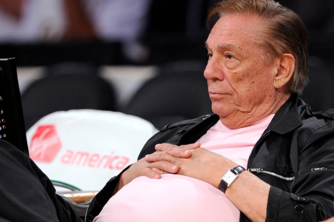 Donald Sterling (majiteľ Los Angeles Clippers) (Foto: SITA/AP)