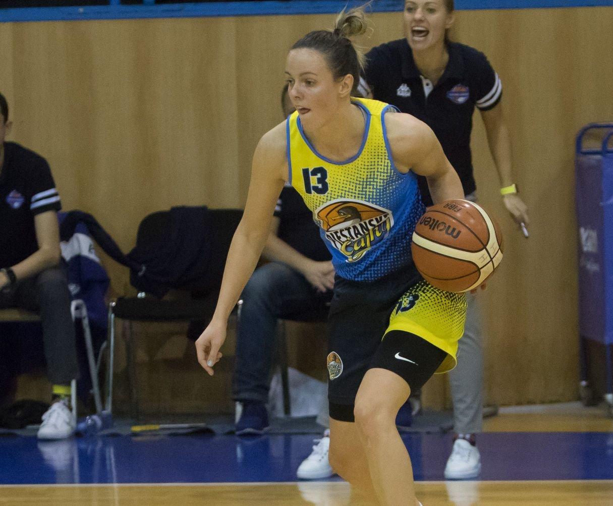 Piešťanské Čajky vyhrali v EWBL vo Švédsku - basket.sk 664facd097d