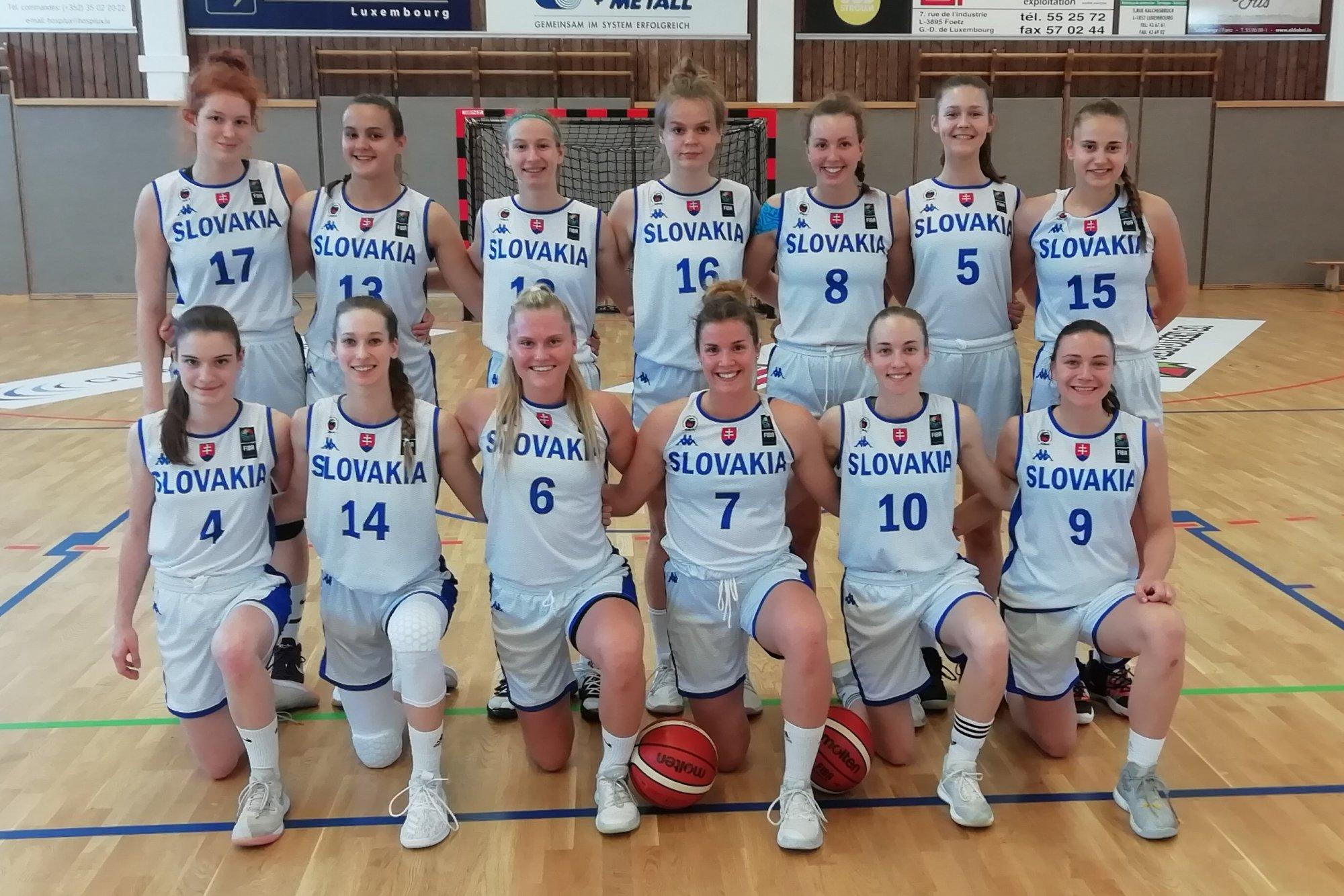 5a7cdeb3b Príprava dievčat do 18 rokov pokračuje v Luxembursku - basket.sk