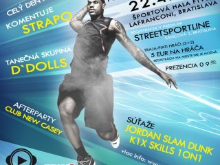 Video zo Streetsportline Indoor Streetball