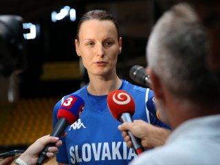 Anna Jurčenková ukončila reprezentačnú kariéru. Je čas pre mladšie  dievčatá dd8f7ae8f09