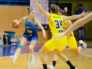GOOD ANGELS o postup do Final Four EEWBL proti Piešťanom