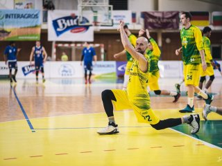 Levice zdolali Brno a postúpili do play-off Alpe-Adria